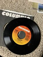 SURFACE Happy / Let's try again, Columbia records 45