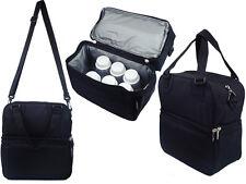 Posh Cooler Bag (Black)