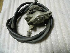 E.Yamaha Maxster 125 BRAKE CALIPER REAR CALIPER REAR