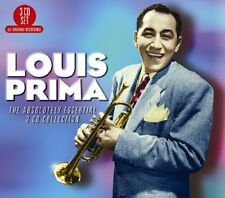 LOUIS PRIMA - ABSOLUTELY ESSENTIAL  3 CD NEUF
