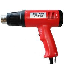 Eddy Products VT-1100 heat gun, adjustable temperature. - BuyHeatShrink
