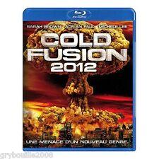 """BLU-RAY """"Cold Fusion 2012"""" (Une menace d'un nouveau genre) Neuf Sous Blister"""