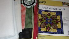 """REGAL MEDALLION Wall Hanging Kit From Nancy's Notions 22x22"""""""