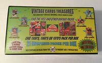 2013 Vintage Cards Treasures Baseball Box! 1952 Topps Pack Search! Mantle, Ryan?