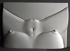 Anne Nude Erotic Art Sculpture Bas Relief   By Don Maguire