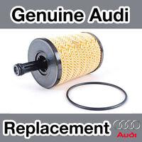 Genuine Audi A3 (8P) 2.0TDi CR (09-10) Oil Filter