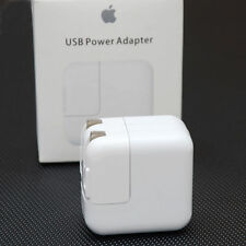 12W Genuine USB Power Adapter Wall Charger US plug For iPad2 3 4 air