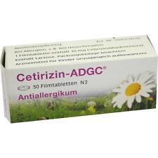 CETIRIZIN ADGC Filmtabl.   50 st   PZN2662780