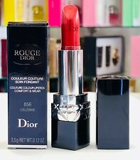 Christian Dior Rouge 856 Celebre Couture Colour Lipstick 3.5 g * Discontinued *
