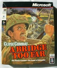Close Combat: A Bridge Too Far - BIG BOX PC Game