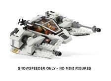 LEGO 7666 - Star Wars - Snowspeeder, ONLY - NO MINI FIGS, BOX or MANUAL - READ !