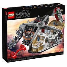 Lego Star Wars Betrayal at Cloud City (75222)