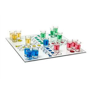 Drinking Ludo Spiel Brettspiel Würfelspiel Saufspiel Trinkspiel Partyspiel Shots