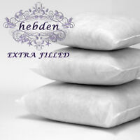 30% Extra Filled Hollowfibre Square Round Oblong Cushion Pad Insert Inner Filler
