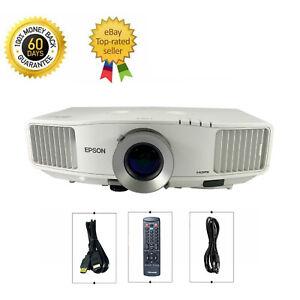 Refurbished Epson G5350 3LCD Projector 5000 ANSI HD 1080i HDMI w/Remote