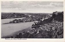 AK Passau Dreiflüssestadt, 1942 ungelaufen
