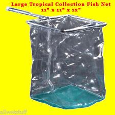 Tropical Fish Collection Net Catch Aquarium Fish Salt Water Collect Nets slurp