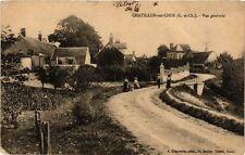 CPA Chatillon-sur-Cher - Vue generale (253306)
