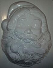 LARGE SANTA FACE CHRISTMAS PLASTER MOULD