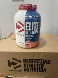 Dymatize Nourishment, Tip top 100% Whey Protein Powder, Strawberry Impact, 5 lbs