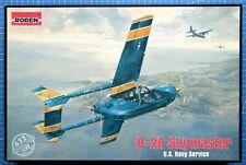 Roden 632 1:32nd scale Cessna O-2A Skymaster U.S. Navy Service
