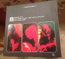 Motorpsycho Roadwork Volume 1 Vinile Vinyl Lp Prima Stampa Vol. 1 Live