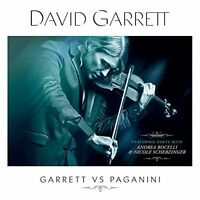 David Garrett - Garrett Vs Paganini [New CD]