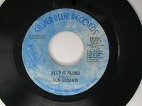 Don Goodwin ‎This Is Your Song / Help It Along 45 Silver Blue 1974