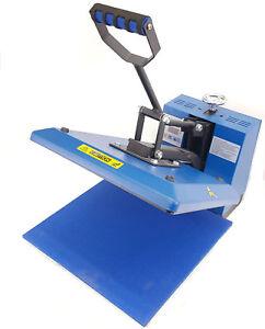 B GRADE PB110 Clam Heat Press Machine Launch Heat Transfer T-shirt printer 38x38