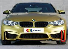 BMW 3 4 SERIES M3 M4 F80 F82 F83 GENUINE M FRONT BUMPER SIDE N/S LEFT GRILL