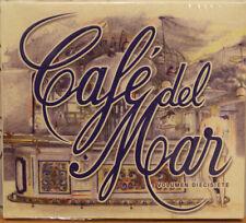 CAFE DEL MAR Vol.17- Volumen Diecisiete 2 CD in the set, New, 28 tracks