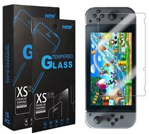 Premium Nintendo Switch,Switch Lite Tempered Glass Screen Protector 9H Hardness
