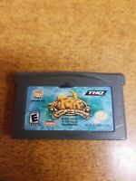 Tak: The Great Juju Challenge (Nintendo Game Boy Advance, 2005)(Tested)
