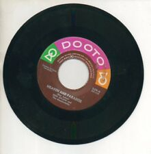 DON JULIAN & MEADOWLARKS 45 RPM HEAVEN AND PARADISE / EMBARRASSING MOMENTS Ex!!