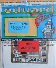 Eduard 1/48 FE712 Colour Zoom etch for the Academy F-4J Phantom II kit