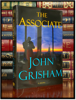 The Associate ✍SIGNED✍ by JOHN GRISHAM New Hardback 1st Edition First Printing