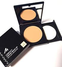 Manhattan Compact Cream Make Up mit Licht Reflection Foundation 1 Naturelle