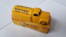 Dinky 443 NATIONAL Petrol Tanker circa 1957.