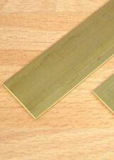 Laiton Bande 1/10.2cmx0.0406cm (5 pièces) BS1