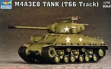 Trumpeter - M4A3E8 Tank T66 Track Korean War HVSS Panzer 1:72 Modell-Bausatz kit