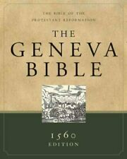 Geneva Bible : A Facsimile of the 1560 Edition, Hardcover by Berry, Lloyd E. ...