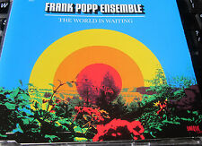 THE FRANK POPP ENSEMBLE – The World Is Waiting CD SINGLE northern soul EX cond