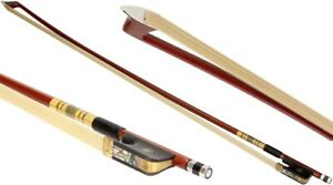 UK Cello bow 1/4 wooden octagonal M-tunes Classic
