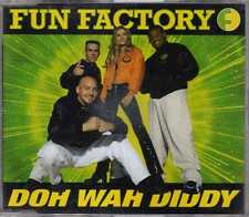 Fun Factory - Doh Wah Diddy - CDM - 1996 - Eurohouse 5TR Rod D. Toni Cottura