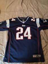 Nike NFL On Field Jersey Patriots Darelle Revis Youth X-Large Great Condition 🔥