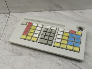 IBM POS Cash Register Keyboard 92F6310 60G4138 41J7247 41J7257