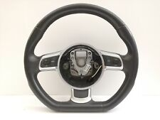 AUDI TT MULTIFUNCTION FLAT BOTTOM STEERING WHEEL 8J0419091B / S227