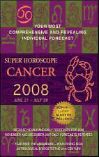 Cancer (Super Horoscopes 2008) by Beim, Margarete