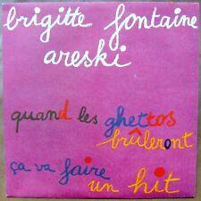 """BRIGITTE FONTAINE Ca Va Faire Un Hit 7"""" SINGLE-ONLY GREAT TRACK! MINT/MINT"""