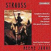 "STRAUSS ""Symphonic Poems, Vol. 2"" brand new 2 CD set (1995, 2 Discs, Chandos)"